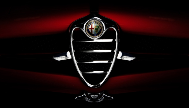 Alfa Romeo photography