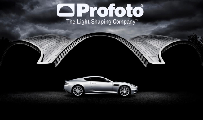 Profoto Video Launch DBS